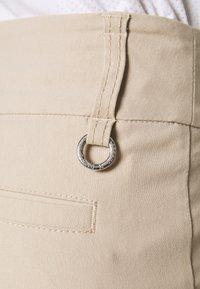 Daily Sports - MAGIC PANTS - Spodnie materiałowe - straw - 6