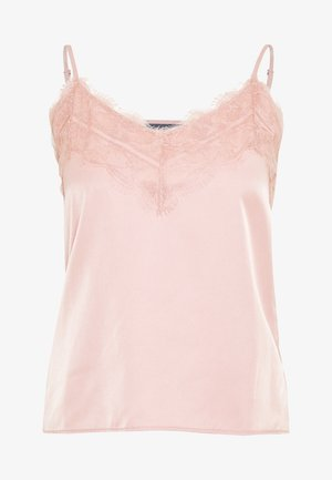 OBJEILEEN SINGLET - Top - misty rose