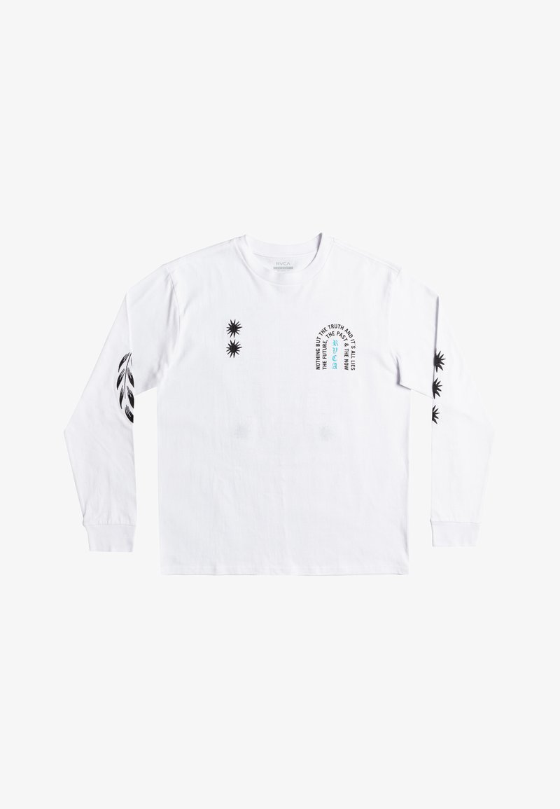 RVCA - Long sleeved top - white