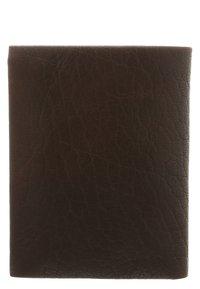 Strellson Premium - WALKER - Wallet - dark brown - 1