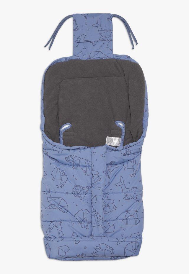 FUSSSACK BOYS - Sacco per culla - blau