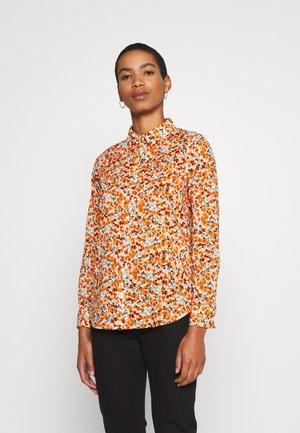 Skjortebluser - orange