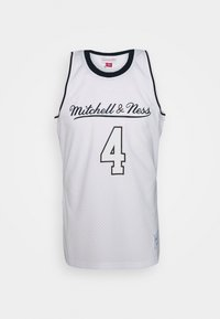 Mitchell & Ness - CORE  - Top - white - 4