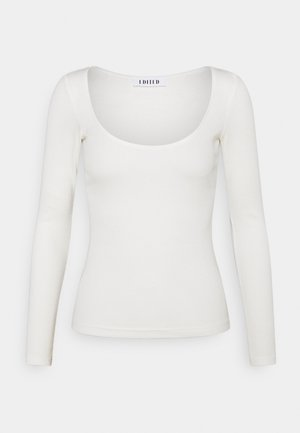ONI  - Long sleeved top - weiß