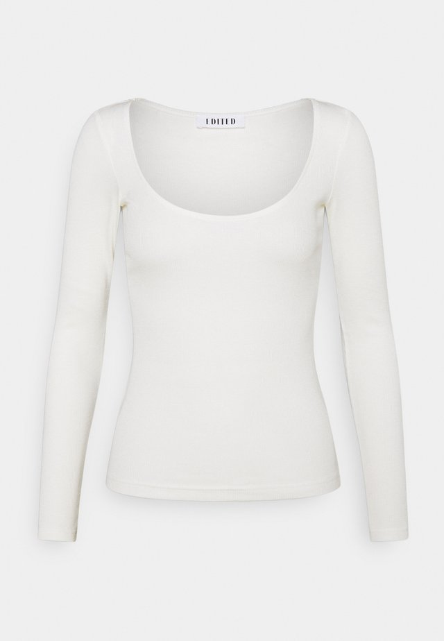 ONI  - T-shirt à manches longues - weiß