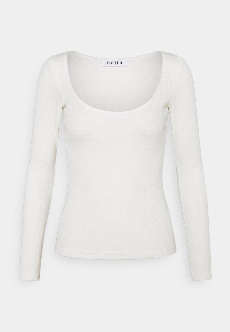 EDITED - ONI  - Long sleeved top - weiß