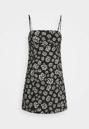 LOLA - Day dress - black