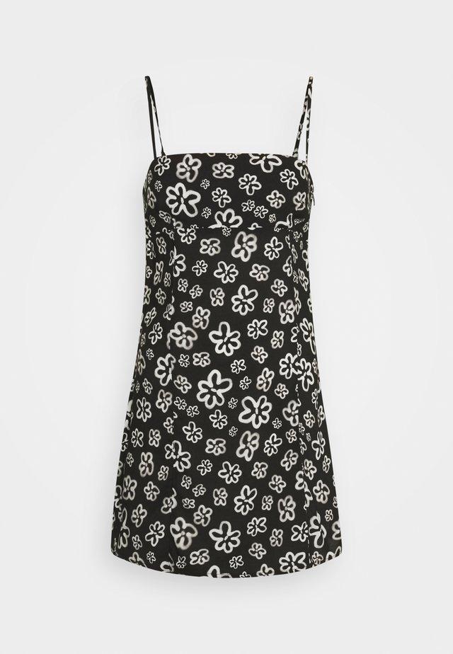 LOLA - Day dress - black
