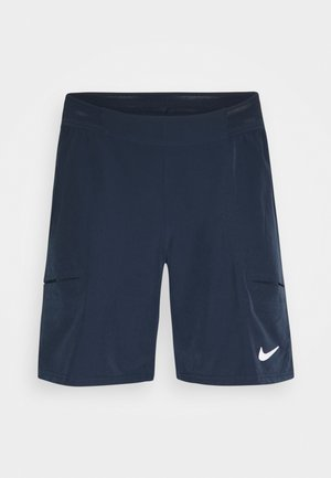 Pantalón corto de deporte - obsidian/white