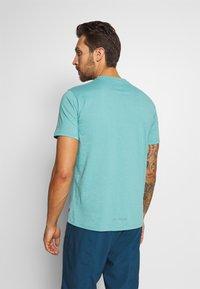 Vaude - ME CYCLIST  - T-Shirt print - lake - 2