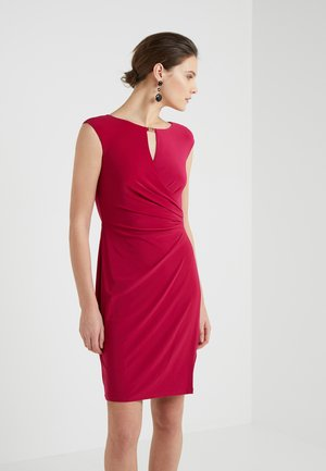 ELKANA  SLEEVE DAY DRESS - Fodralklänning - bright orchid