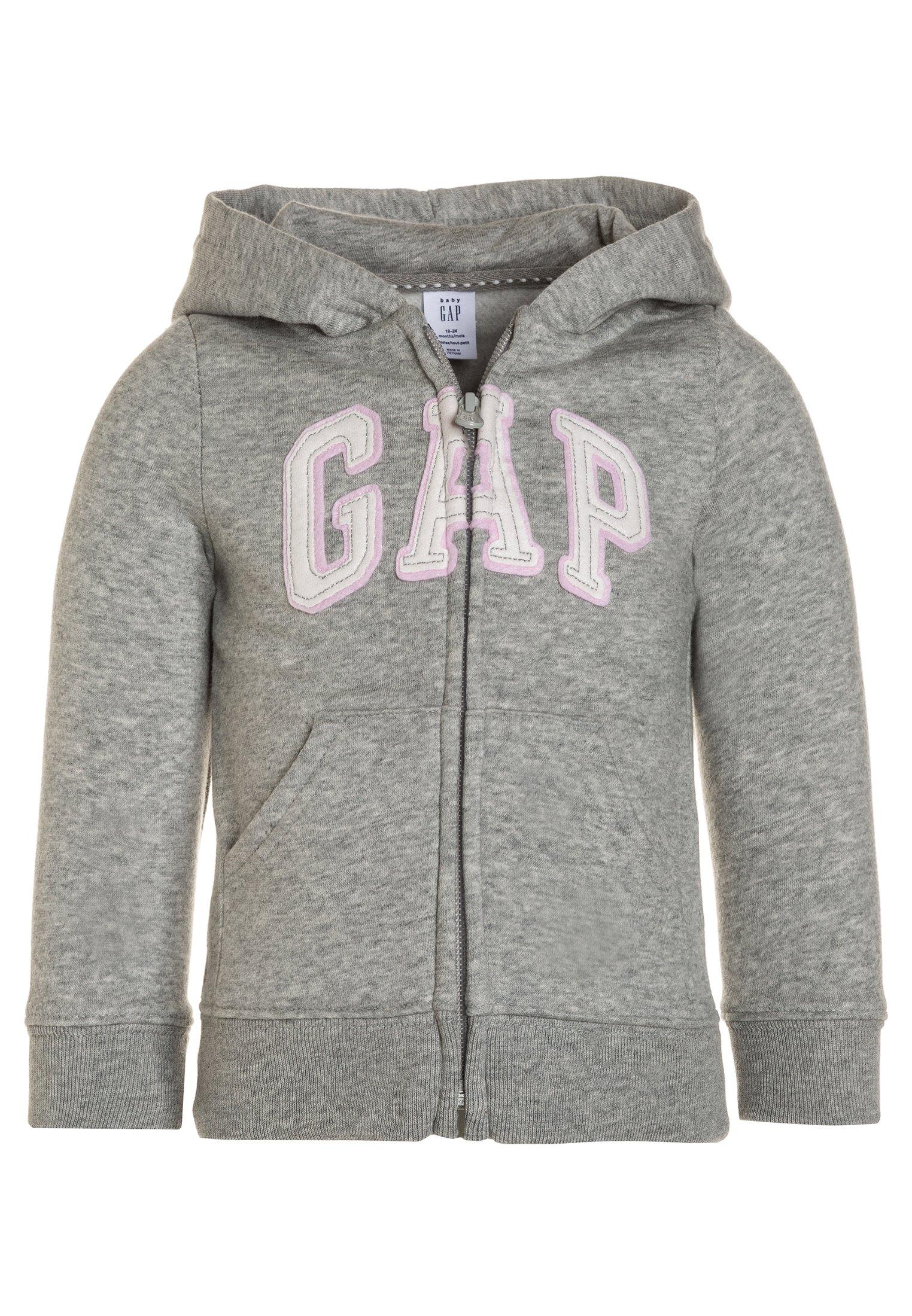 Kids TODDLER GIRL LOGO - Zip-up sweatshirt