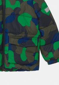 Lindex - HEAVY PADDED - Zimní bunda - dark khaki green - 3