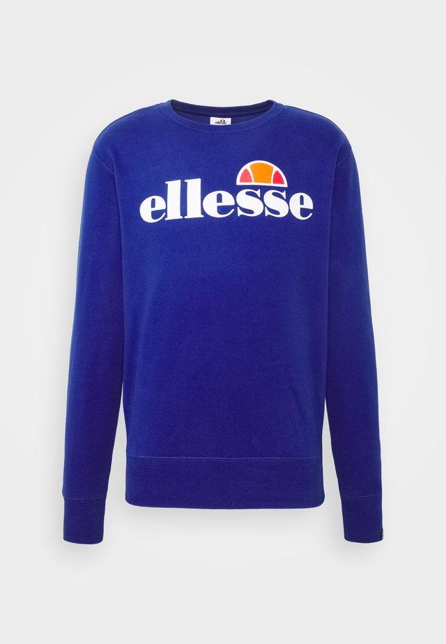 SUCCISO - Sweatshirt - blue