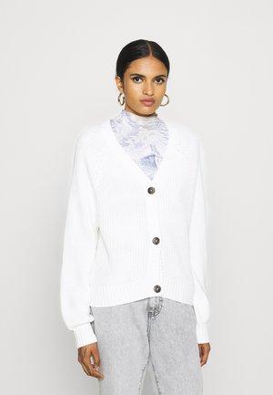 Cardigan - white
