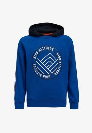 MET TAPE - Hoodie - cobalt blue