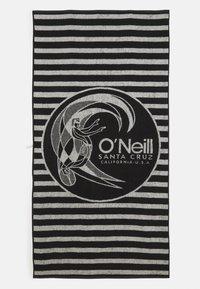 O'Neill - LOGO TOWEL - Telo da bagno - black out - 0