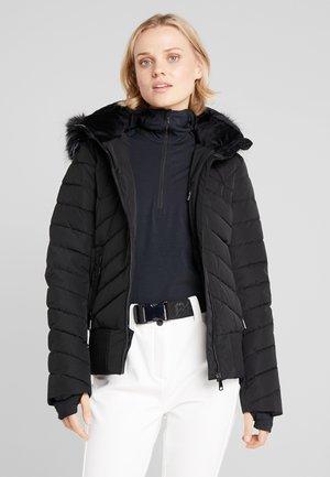 JAATILA - Lyžařská bunda - black