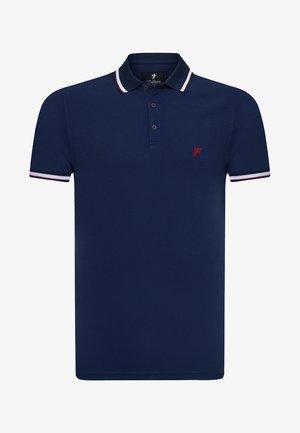 MEN'S POLO SHIRT - Polo shirt - marine