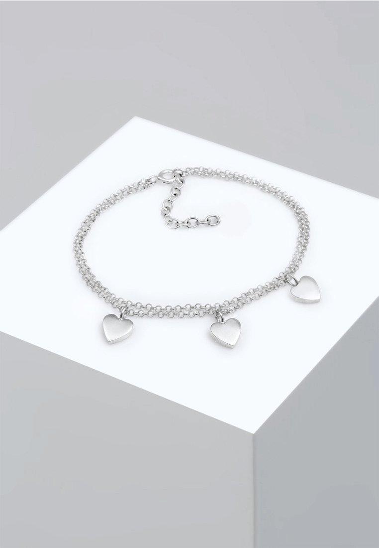 Femme LAYER LOOK HEART TRIO - Bracelet