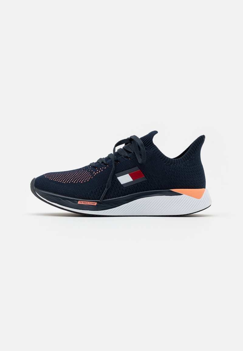 Tommy Hilfiger - ELITE 2 WOMEN - Chaussures de running neutres - blue