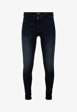 XYAN - Jeans Skinny Fit - zwart