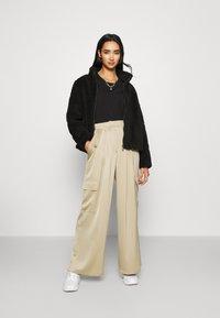 ONLY - FILIPPA - Light jacket - black - 1