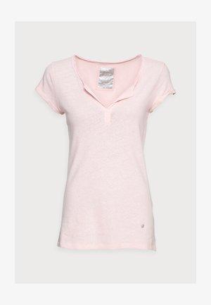 TROY TEE - Basic T-shirt - peachskin