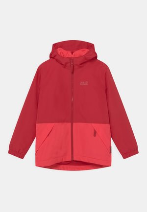 SNOWY DAYS UNISEX - Outdoor jacket - indian red