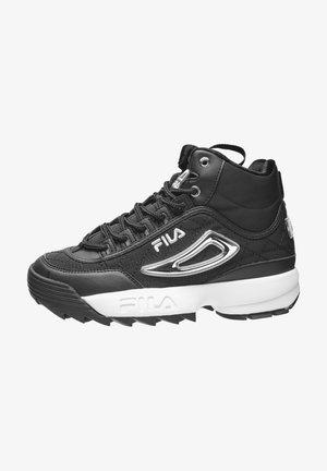 DISRUPTOR - Sneakers - black / silver
