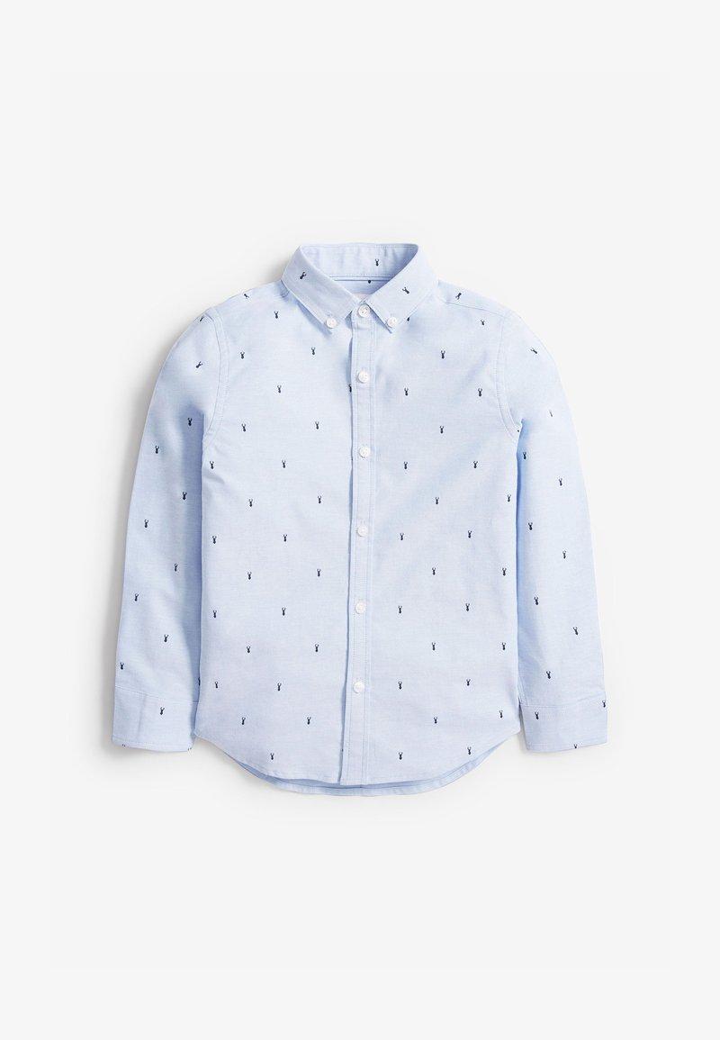 Next - OXFORD - Košile - blue