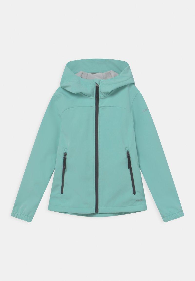 Icepeak - KOBRYN UNISEX - Soft shell jacket - aloe