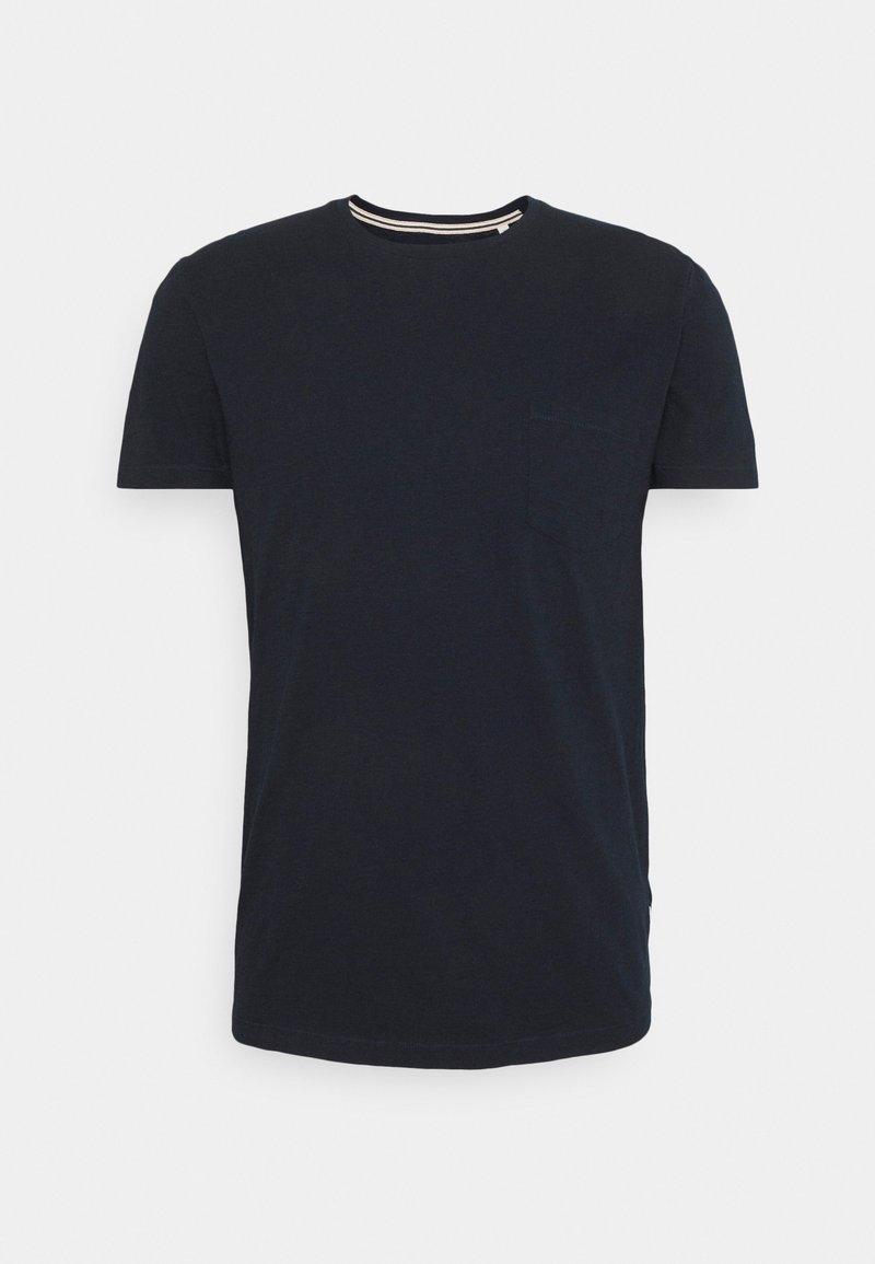 Marc O'Polo - Jednoduché triko - dark blue