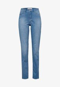 BRAX - STYLE CAROLA - Slim fit jeans - light blue - 5