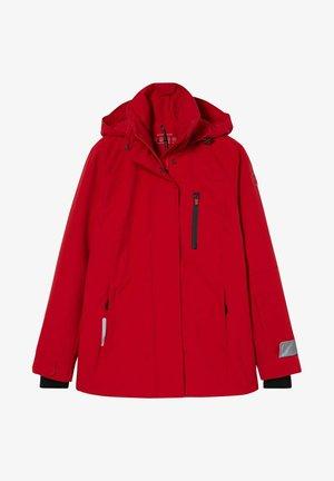 COAT - Light jacket - red