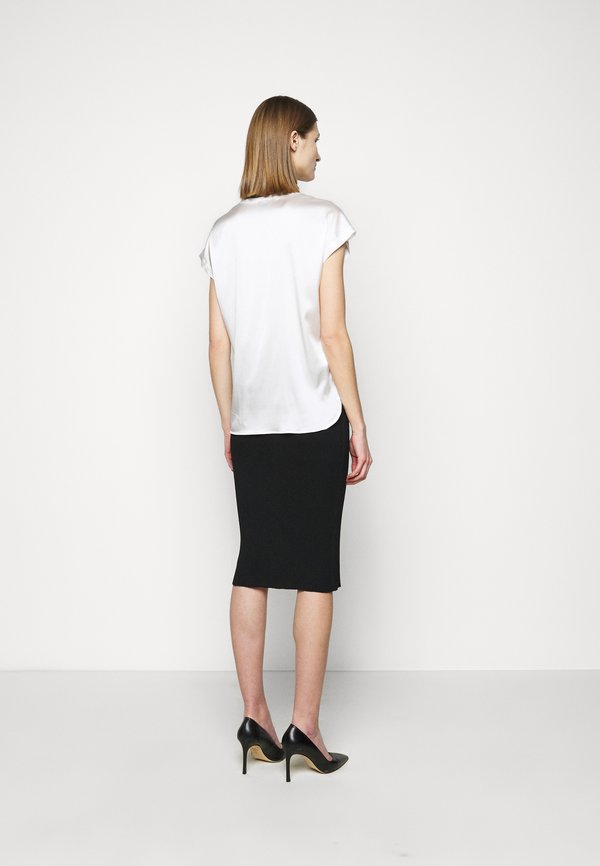 Pinko FARIDA BLUSA - Bluzka - white/biały XYOE