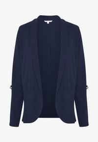 TOM TAILOR DENIM - WITH TURN UP - Blazer - real navy blue - 3