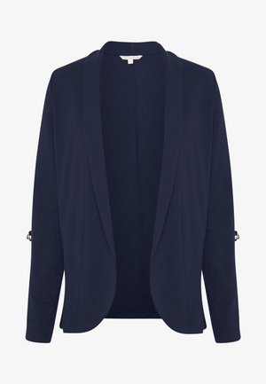 WITH TURN UP - Blazer - real navy blue