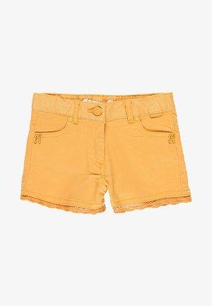 Shorts - mustard