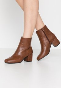 Anna Field - Bottines - cognac - 0