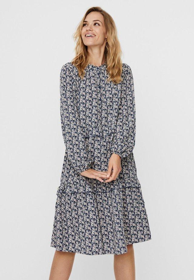 VMSIRI  - Shirt dress - moonlight blue
