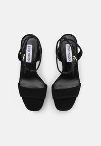 Steve Madden - BEAUTY - Platform sandals - black - 5