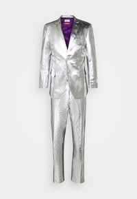 OppoSuits - SHINY SET - Suit - silver - 8