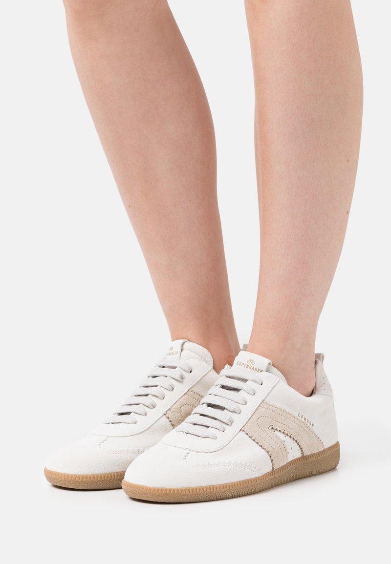 Copenhagen - CPH413 - Sneakersy niskie - white