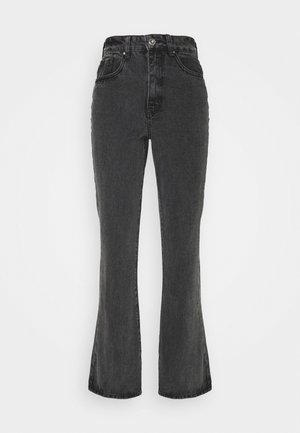 Bootcut jeans - super wash black