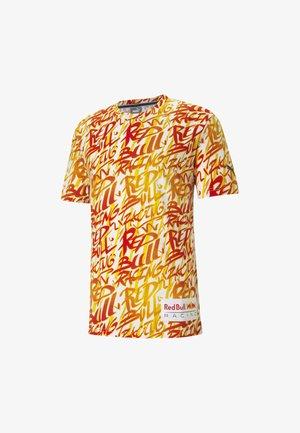RED BULL RACING - T-shirt print - puma white
