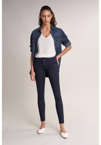 Salsa - MYSTERY PUSH UP - Jeans Skinny Fit - blau_8505 - 1
