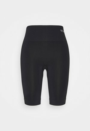 TIF SEAMLESS CYLING - Leggings - black