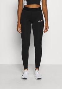 Ellesse - QUINTINO - Leggings - black - 0