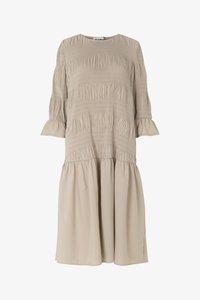 JUST FEMALE - ETIENNE DRESS - Day dress - cobblestone - 5
